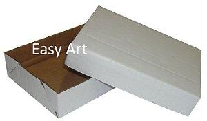 Caixa para Bolos Doces e Salgados - 38,5x19,5x5