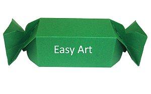 Caixa Bala - Verde Bandeira