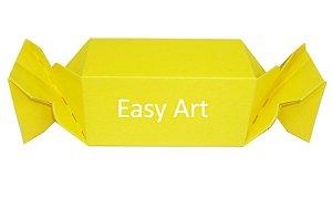 Caixa Bala - Amarelo