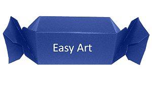 Caixa Bala - Azul Marinho