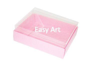 Caixas para 12 Mini Doces / Rosa Claro