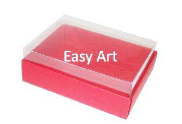 Caixas para 12 Mini Doces - Vermelho