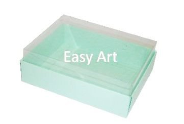 Caixas para 12 Mini Doces - Verde Claro