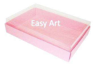 Caixas para 24 Mini Doces / Rosa Claro