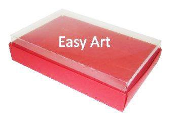 Caixas para 24 Mini Doces - Vermelho