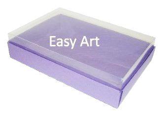 Caixas para 24 Mini Doces / Lilás