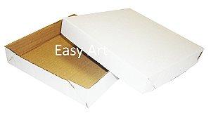 Caixa para Transporte de Doces ou Salgados - Papelão