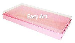 Caixas para 50 Mini Doces - Rosa Claro