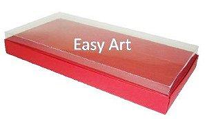 Caixas para 50 Mini Doces / Vermelho