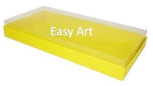 Caixas para 50 Mini Doces - Amarelo