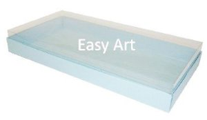 Caixas para Mini 50 Doces - Azul Claro