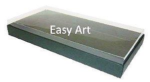 Caixas para 50 Mini Doces / Verde Musgo