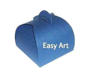Caixinha Valise - Azul Marinho