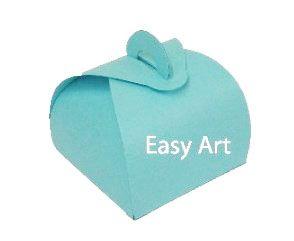 Caixinha Valise - Azul Tiffany
