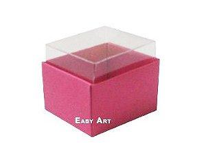 Caixas para Dois Macarons - Pink