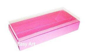 Caixas para Macarons - Pink