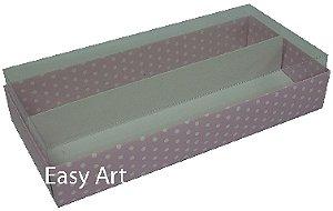 Caixas para Macarons - 21x9,5x4,5