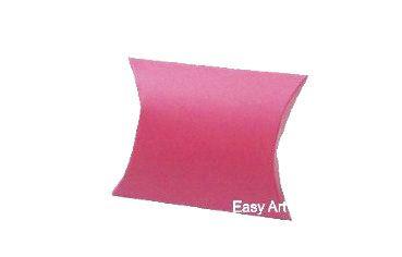 Caixa Almofada - Pink