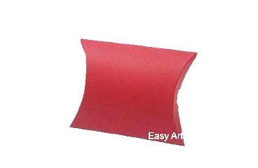 Caixa Almofada - Vermelho
