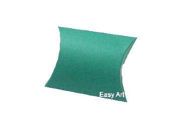 Caixa Almofada - Verde Bandeira