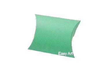 Caixa Almofada - Verde Pistache