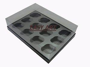Caixas Especiais para Mini Cupcakes - 23,5x16,8x8