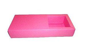 Caixas para 4 Brigadeiros - 12x12x4,5 / Pink