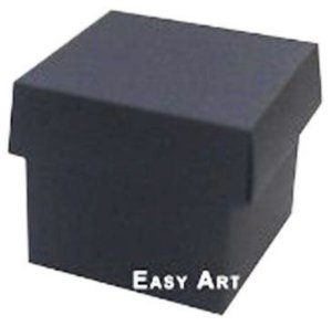 Caixa Tiffany Pequena - Preto