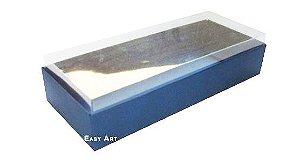 Caixa para 10 Brigadeiros - Azul Marinho