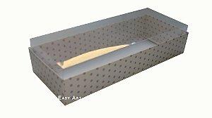 Caixinhas para Bombons Linha A - 20x8x4,5