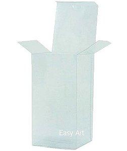 Caixas para Macarons - 13x5x5 / Transparente
