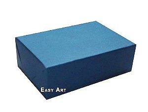 Caixas para 12 Brigadeiros - Azul Marinho