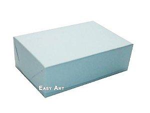 Caixas para 12 Brigadeiros - Azul Claro