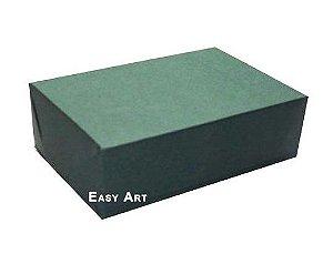 Caixas para 12 Brigadeiros - Verde Musgo