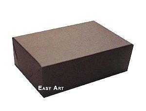 Caixas para 12 Brigadeiros - Marrom Chocolate
