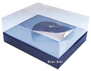 Caixa Coração de Colher / 500g - Preto - Pct com 10 Unidades