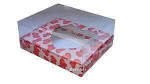 Caixas para Corações de Colher - 14,5x17,5x7