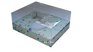 Caixas para Corações de Colher - 14,4x17,5x7