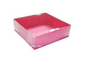 Caixas para 4 Brigadeiros - Pink