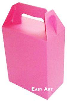 Caixa Maleta - Pink