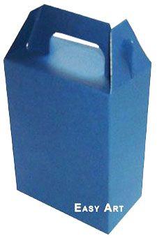 Caixa Maleta - Azul Marinho