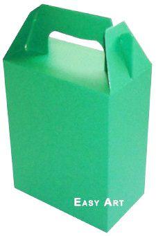 Caixa Maleta - Verde Bandeira