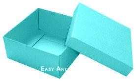 Caixa Tiffany Grande - Azul Tiffany