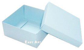 Caixa Tiffany Grande - Azul Claro