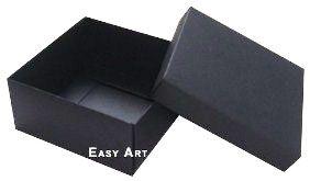 Caixa Tiffany Grande - Preto