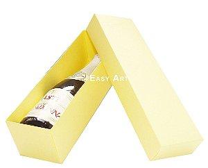 Caixa para Mini Vinho Sem Visor - Marfim