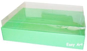 Caixas para Presentes - Verde Pistache