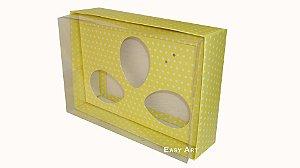 Caixa para Ovos de Colher de 80g / 100g - Pct com 10 Unidades