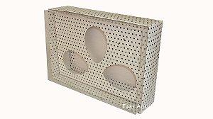 Caixas para Ovos de Colher - 50 gramas - 12,5x15x6,5