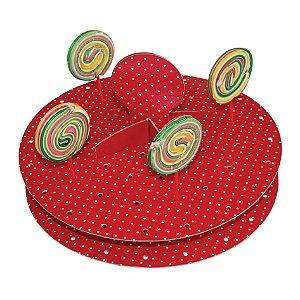 Porta Pirulitos / Cake Pops - 30x9,5
